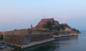 Κέρκυρα: Το παλιό φρούριο