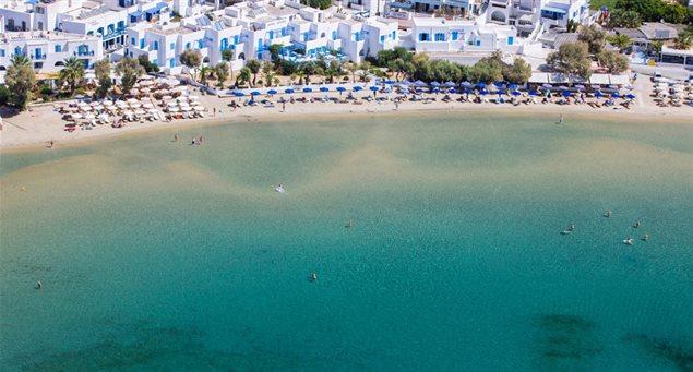 Παραλία Άγιος Γεώργιος Νάξος