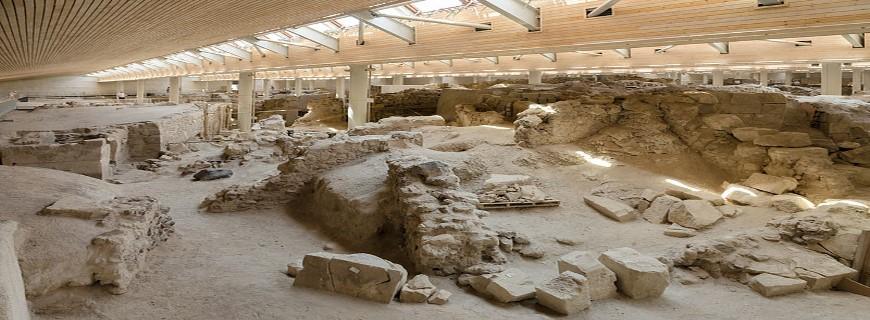 Σαντορίνη: Η προϊστορική Πολιτεία στο Ακρωτήρι