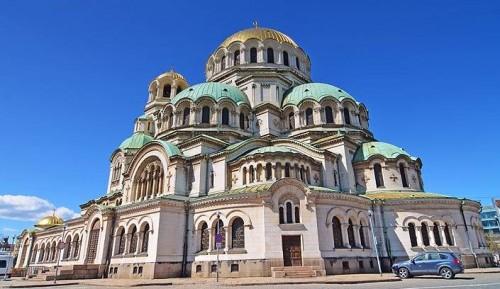 Αλεξάντερ Νέφσκι. Ο καθεδρικός ναός της Σόφιας