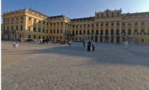 Βιέννη: Ανάκτορα Σενμπρούν
