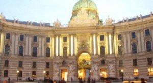 Βιέννη: Το χειμερινό παλάτι - Hofburg