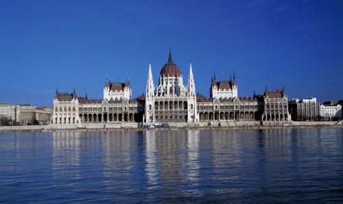 Βουδαπέστη - Το Κοινοβούλιο