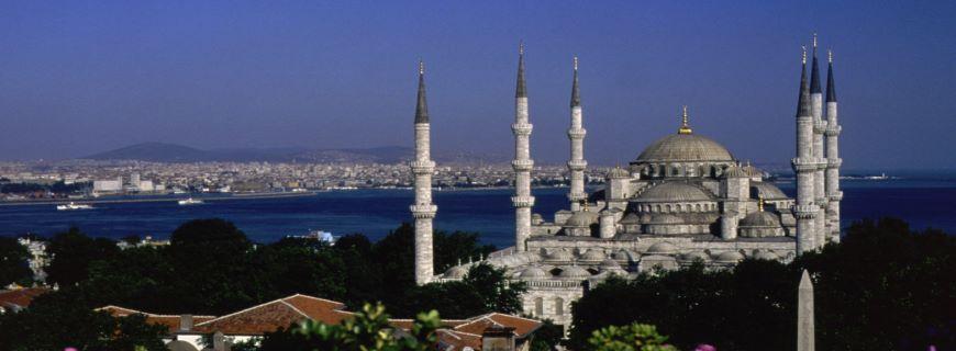 Εκδρομη στην Κωνσταντινούπολη οδικώς